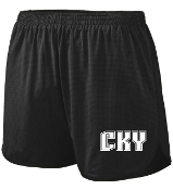 CKY Cross Country Adult Track shorts Aug 338