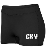 CKY Cross Country Womens Track Shorts Aug 1232