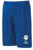 CEC Basketball Royal blue shorts ST355/YST355